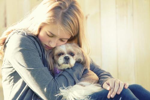 최고의 우울증 치료제는 반려동물을 기르는 것