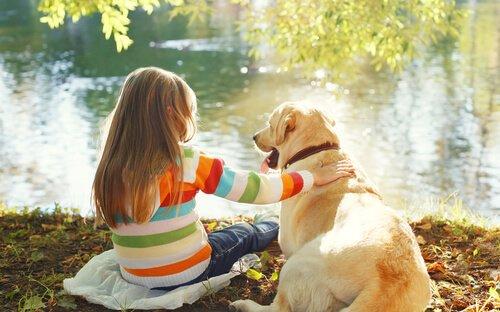 아이와 반려동물이 함께 살면 좋은 점