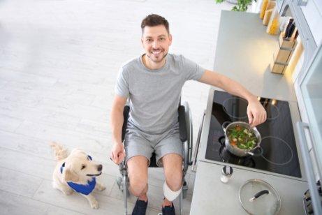 개에게 수프를 주어도 될까?