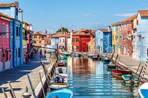 반려견과 여행하기 좋은 유럽의 아름다운 관광지 베네치아