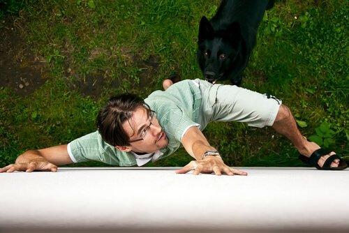 개는 두려움을 감지할 수 있을까?